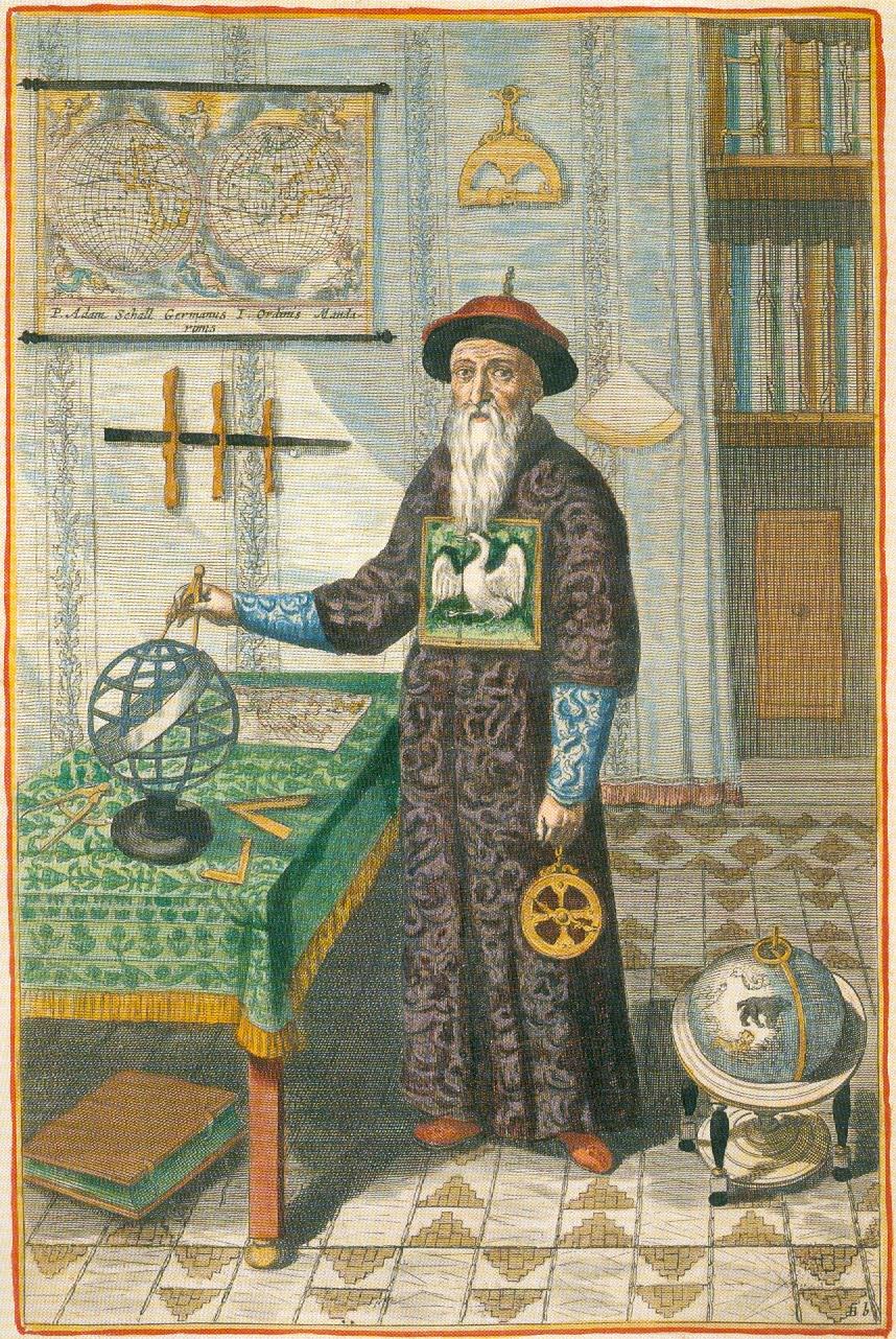 汤若望(1592-1666)