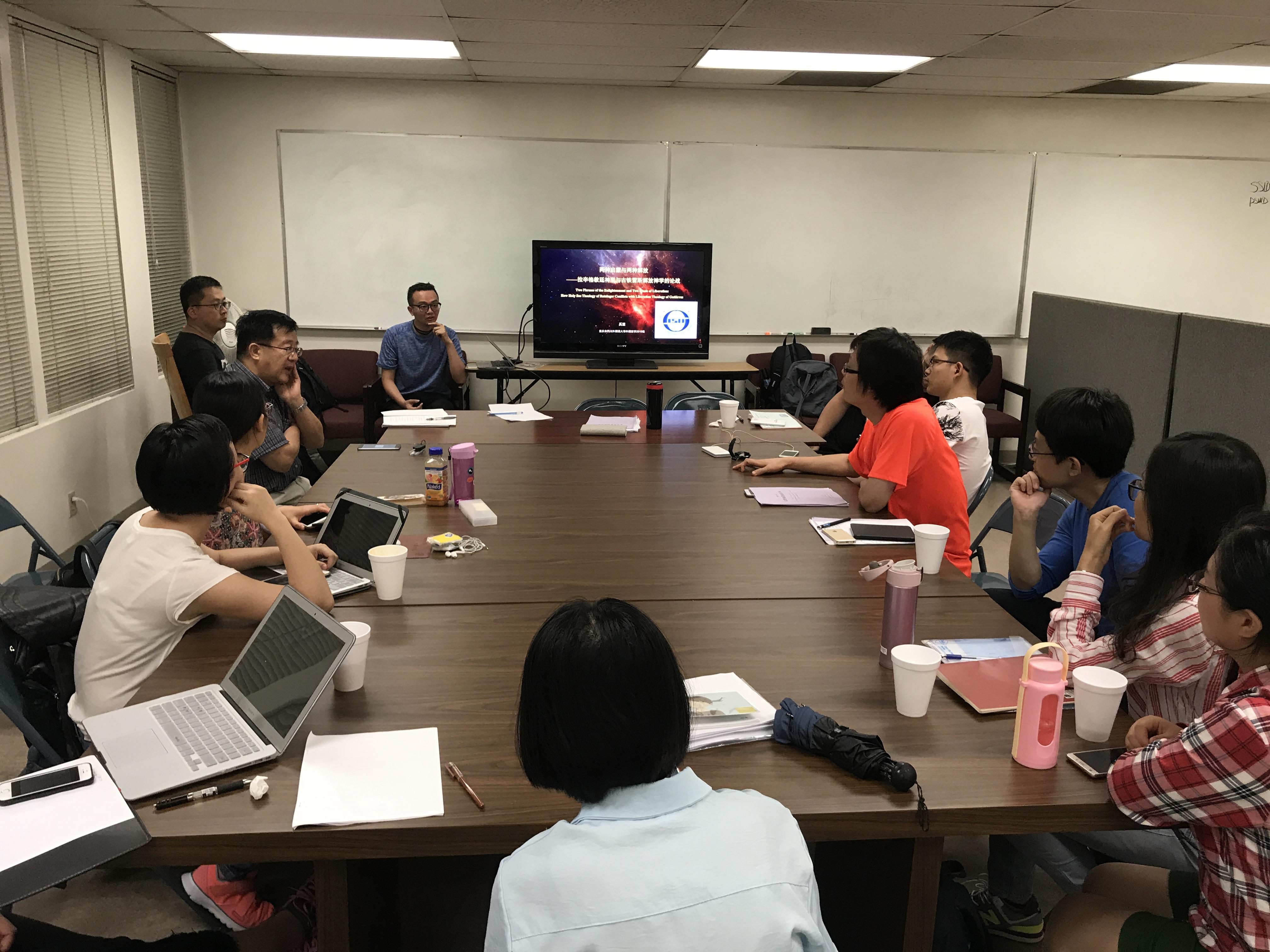 2017.7.31:美国基督教暑期班