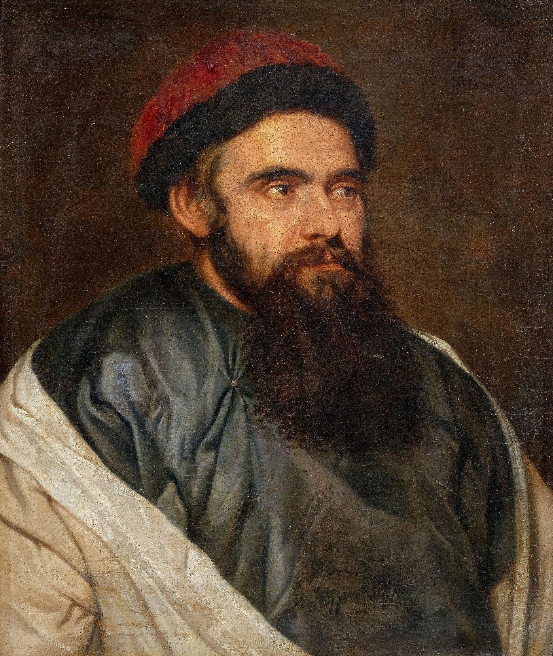 卫匡国(1614-1661)