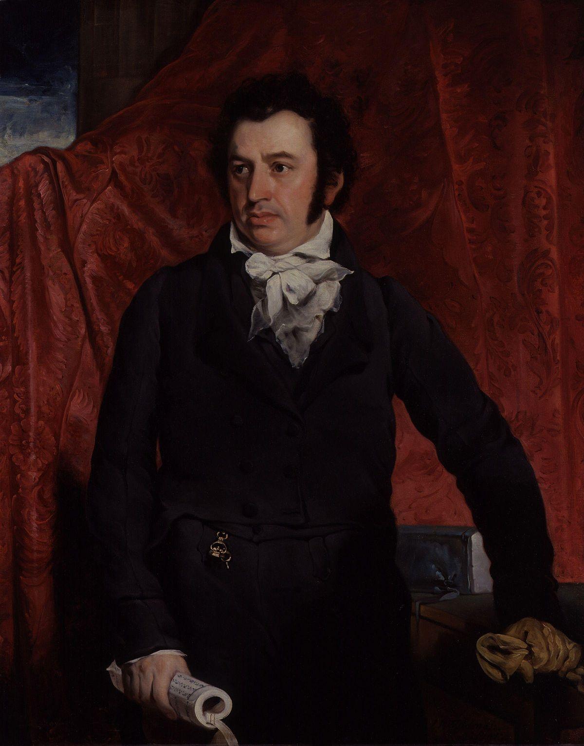 马礼逊(1782-1834)